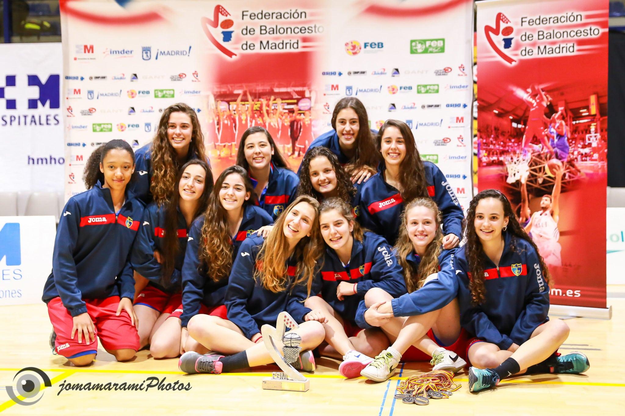 Resumen de cantera (24-26 abril): subcampeonato de Madrid junior femenino, cadetes en Fase Final, primer asalto de playoff minibasket…