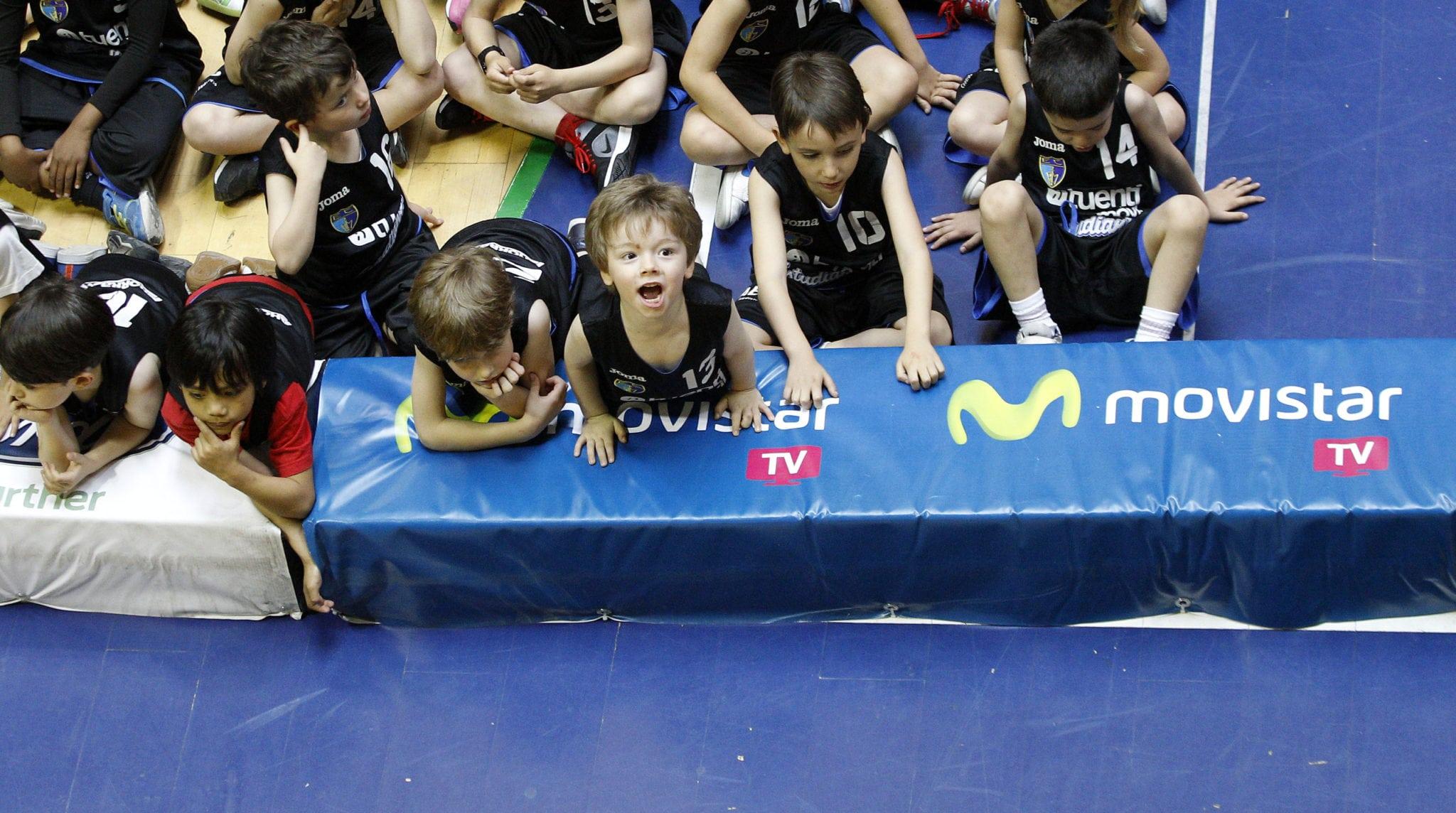 Temporada 2015-16 Escuela de Baloncesto Movistar Estudiantes, en Magariños y Las Tablas
