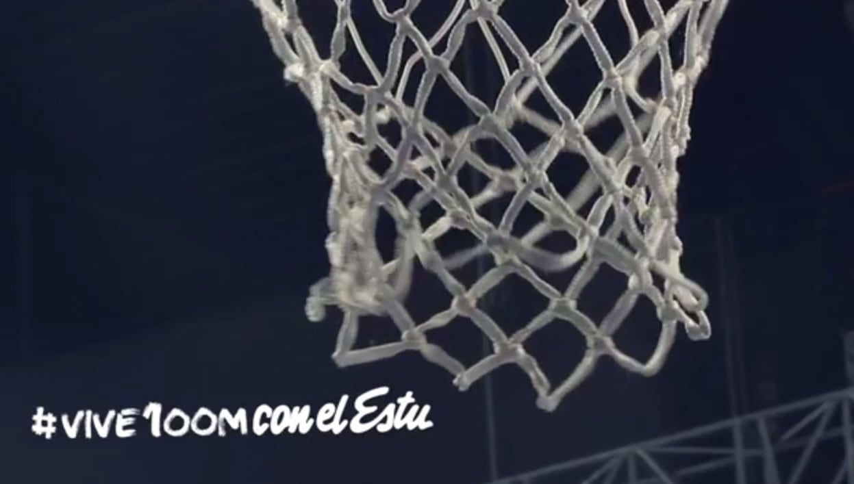 """""""Aficionados al basket, permanezcan atentos por favor"""""""