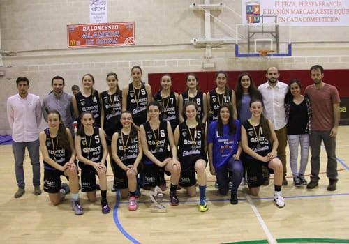 Campeonato de España Cadete Femenino, 24 al 30 de mayo en León