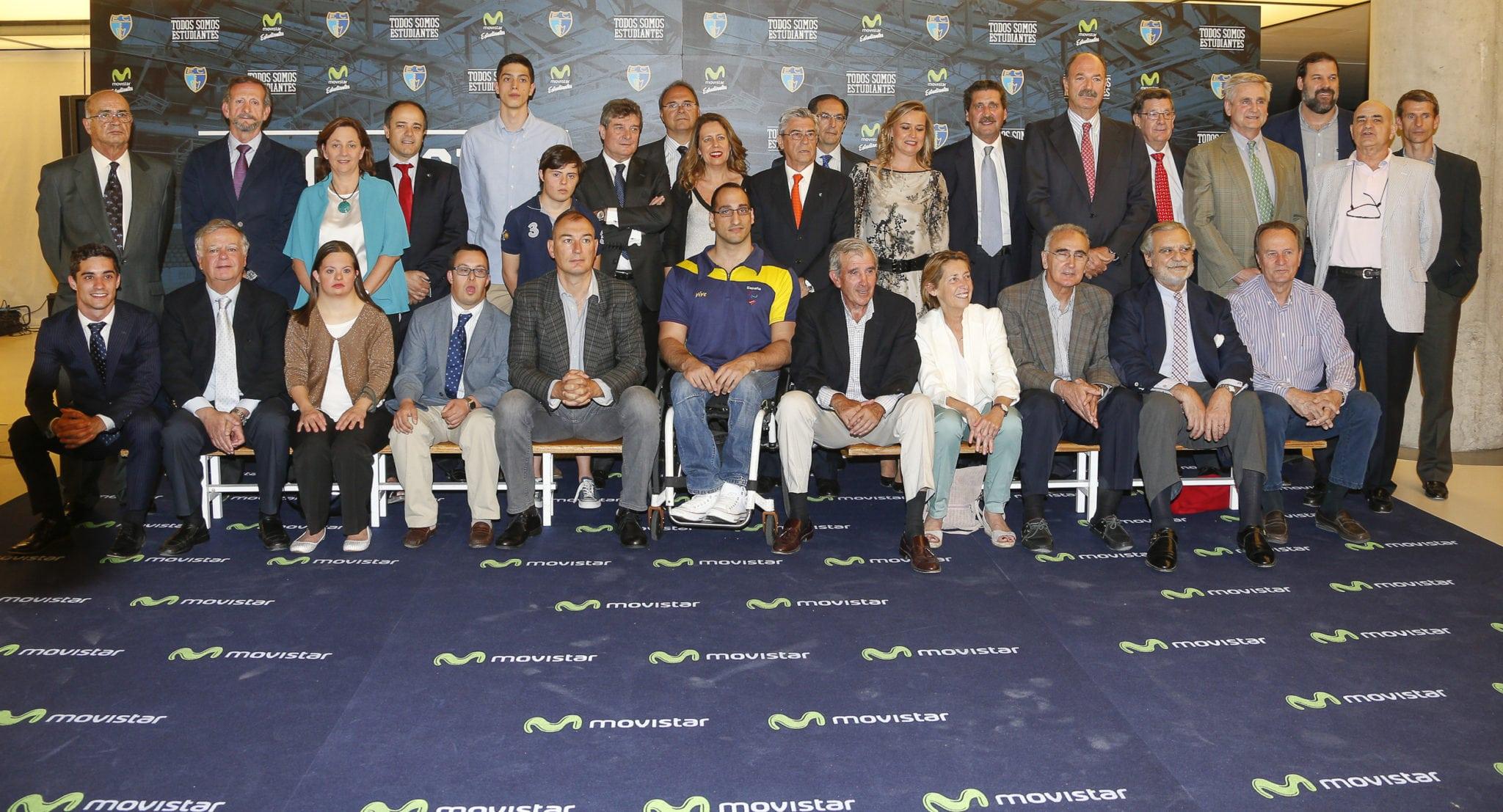 """Premios """"Todos Somos Estudiantes"""" en el 1er homenaje a la cantera"""