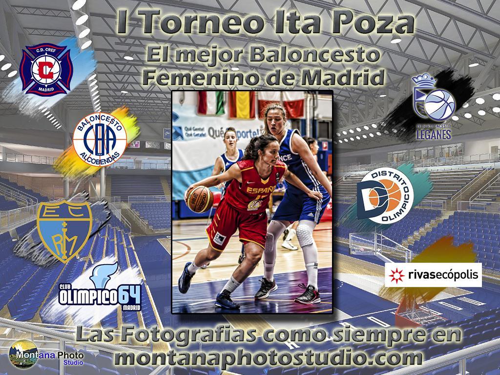 Las Women In Black abrirán la pretemporada con el I Torneo Ita Poza de la Comunidad de Madrid