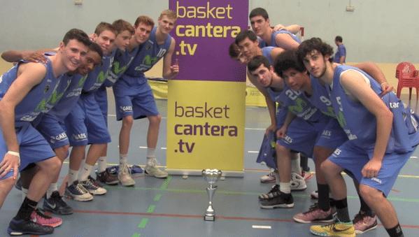 ¡Bienvenidos al curso baloncestístico 2015-16! Empieza la temporada de cantera