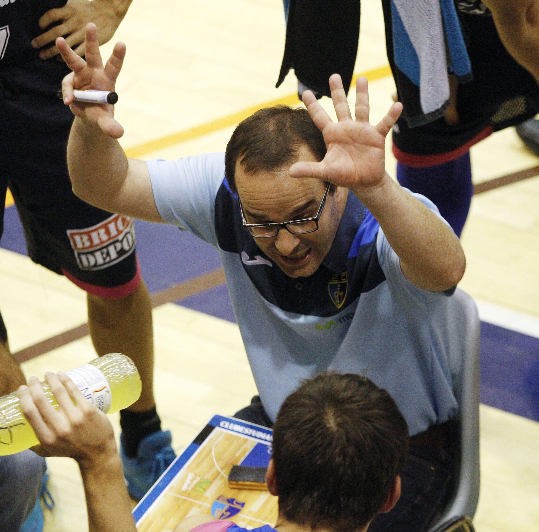 Ocampo: «se vio contra UCAM Murcia: jugando con intensidad somos otro equipo»
