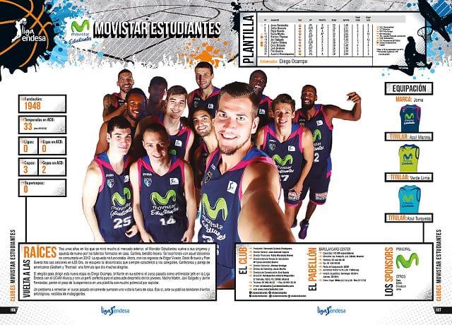 El viernes a la venta la Guía Oficial de la Liga Endesa 2015-16 ¡de nuevo en papel!