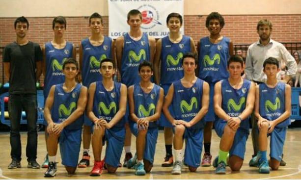 Movistar Estudiantes en el XVII Torneo Internacional U15 Ciudad de Santa Cruz- Isla de Tenerife