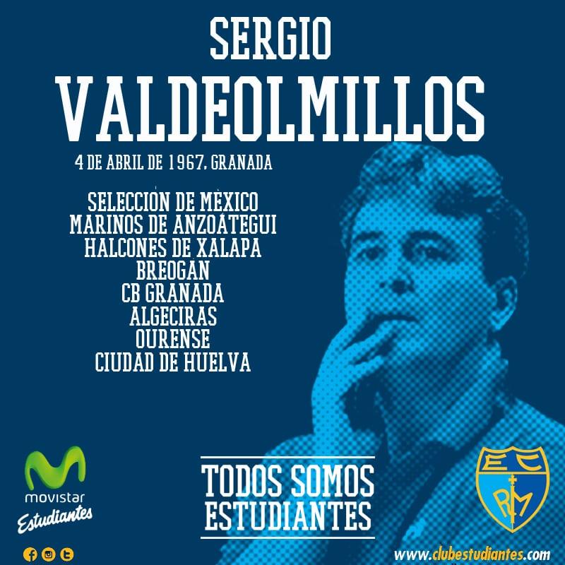 Principio de acuerdo con Sergio Valdeolmillos para que entrene a Movistar Estudiantes