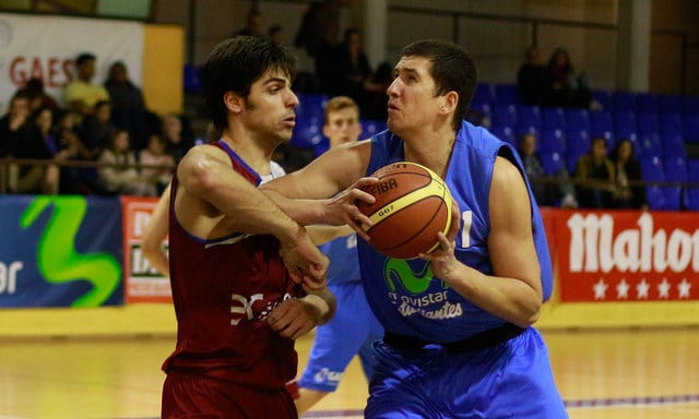 Filip Bundovic, refuerzo balcánico para el EBA
