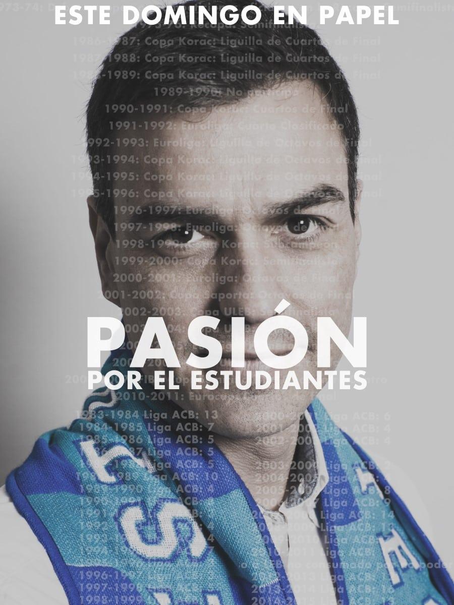 """""""Pasión por el Estudiantes"""" en PAPEL de El Mundo este domingo 24 de abril"""