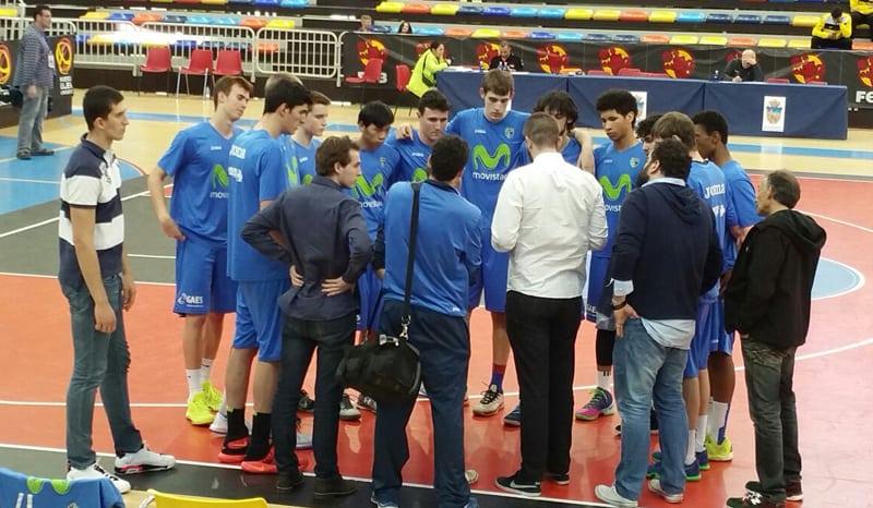 Campeonato de España Junior Masculino: tres de tres en fase de grupos, espera en octavos CAI Zaragoza