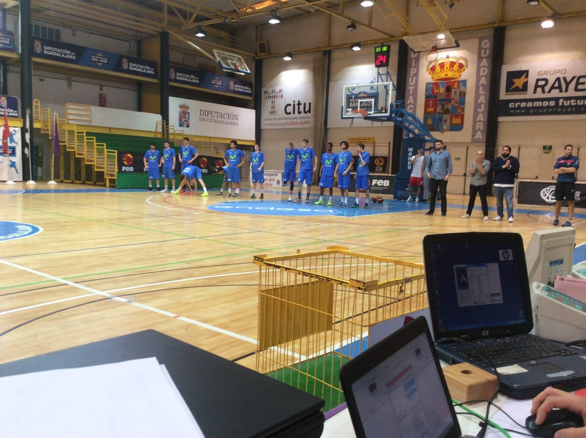 Campeonato de España Junior Masculino: el primer cuarto nos condena en octavos de final (79-83)
