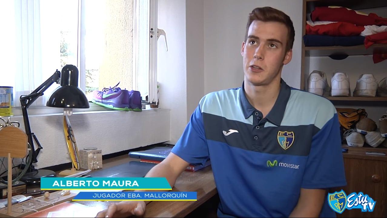 VÍDEO| El reto de venir a Madrid a compaginar deporte y estudios, contado por Alberto Maura y Teresa López