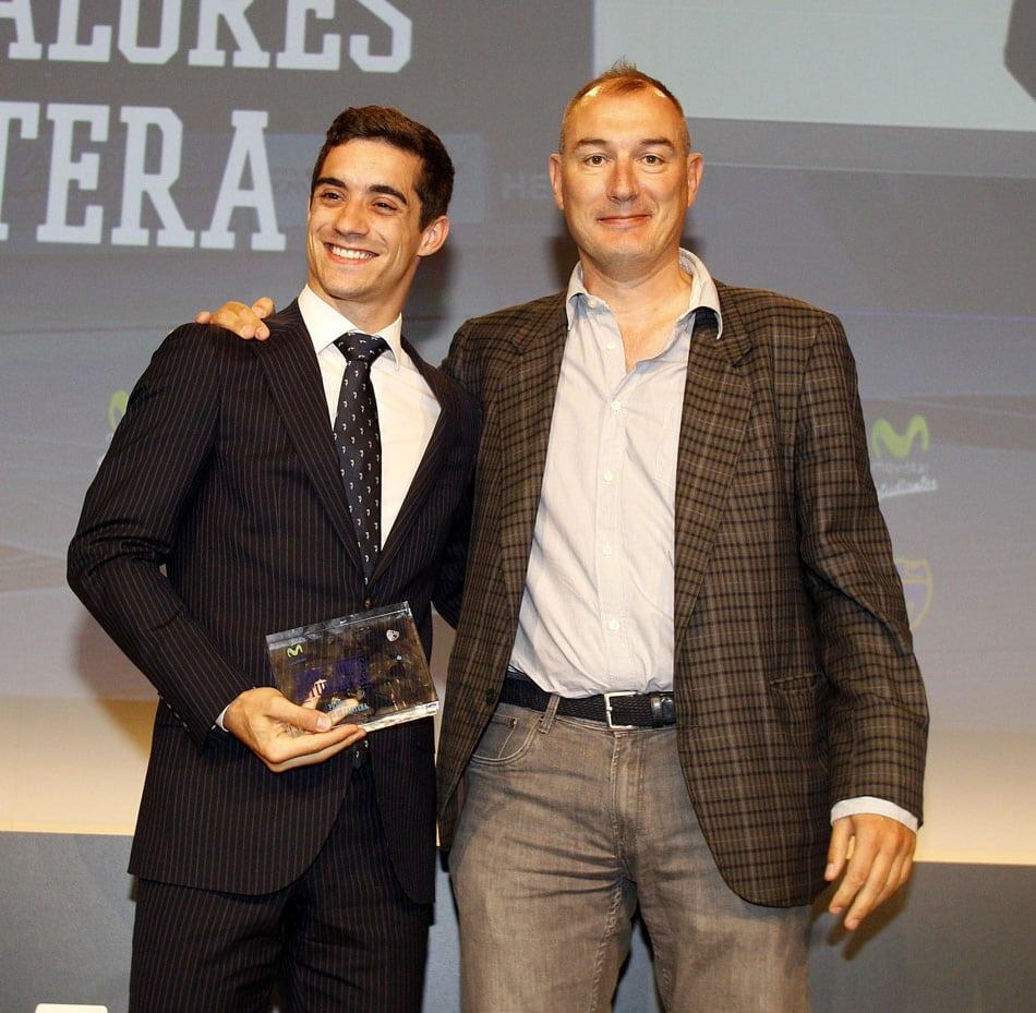 Nacho Azofra, jurado del Premio Princesa de Asturias de los Deportes