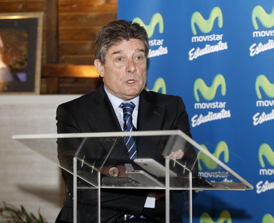 Fernando Galindo analiza la actualidad de Movistar Estudiantes en EFE