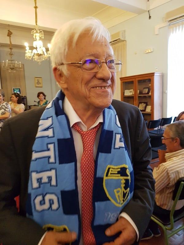 """El Padre Ángel, protagonista de los XI Premios de la ONG del Ramiro """"Acercándonos"""""""