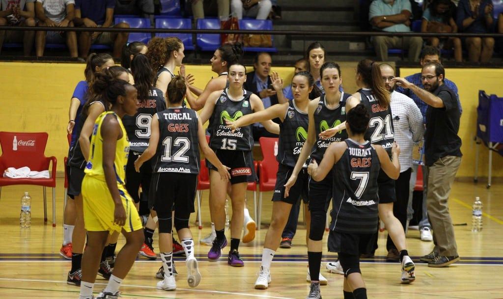 LF2: Noche para olvidar para las Women in Black en Tenerife (79-48)