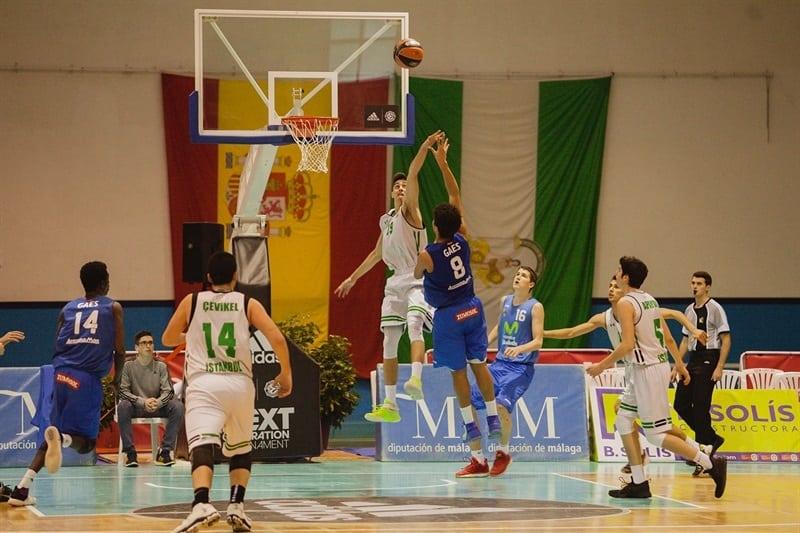 Brillante tercer puesto en el Next Generation Tournament de Euroliga en Coín