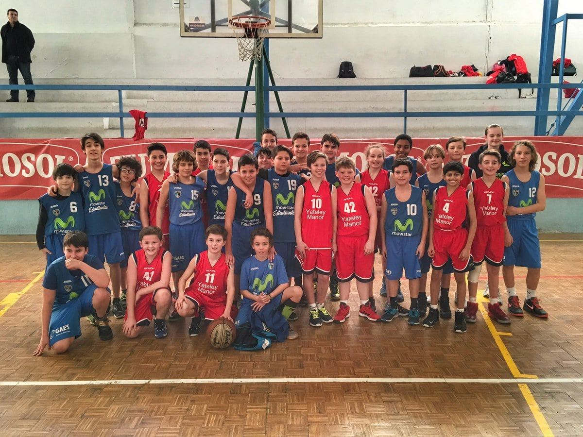 Movistar Estudiantes recibe al Yateley Manor Sports Department en su visita a Madrid