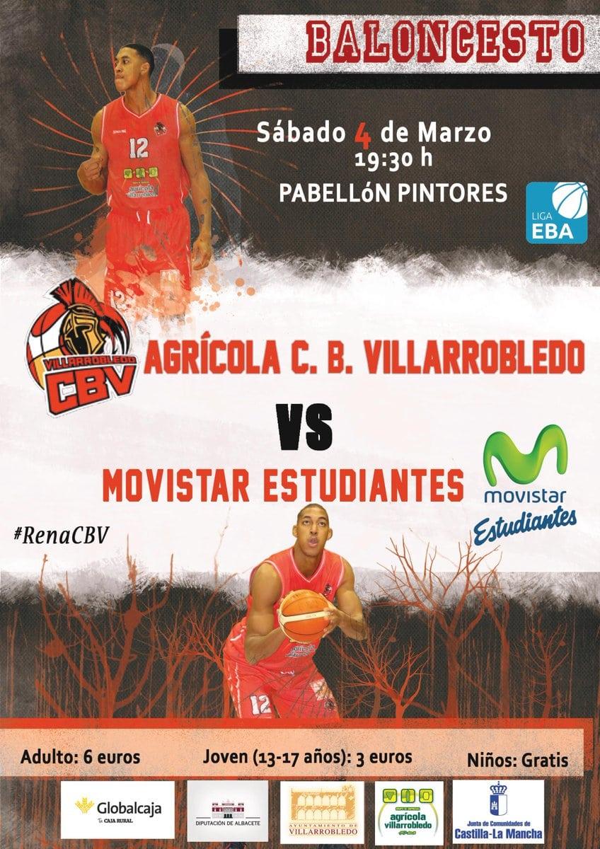 EBA: El filial visita a Villarrobledo, un fortín en casa (Sábado 4. 19.30h)