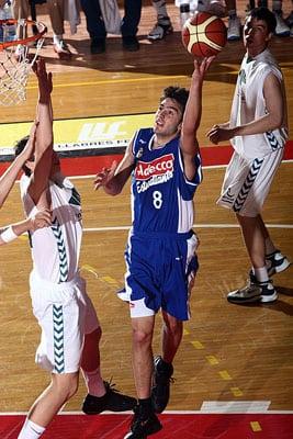 ALBERTO ASPE, MVP DE LA FINAL