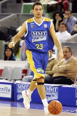SERGIO SÁNCHEZ REGRESA DE SU PERIPLO NBA