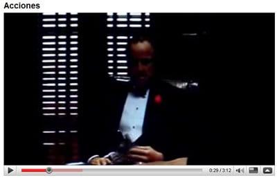 """LAS ACCIONES DEL ESTU, """"UNA OFERTA QUE NO PUEDES RECHAZAR"""" (VIDEO)"""