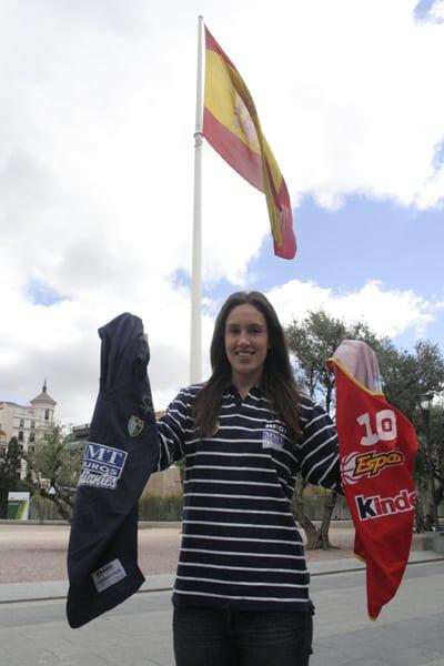 LAURA HERRERA SE INCORPORA HOY A LA SELECCIÓN