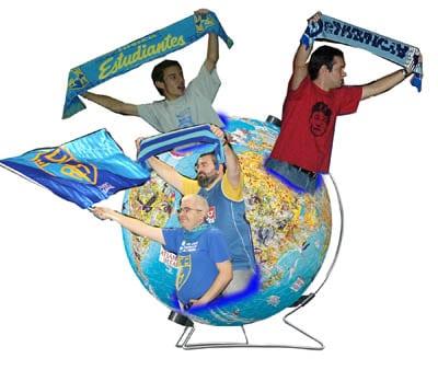 Estudiantiles por el Mundo, de norte a sur y de este a oeste.