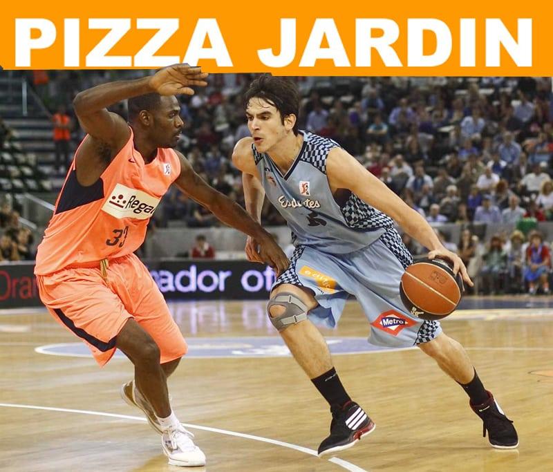 Benjamín Barrado comerá en Pizza Jardín con Carlos Suárez