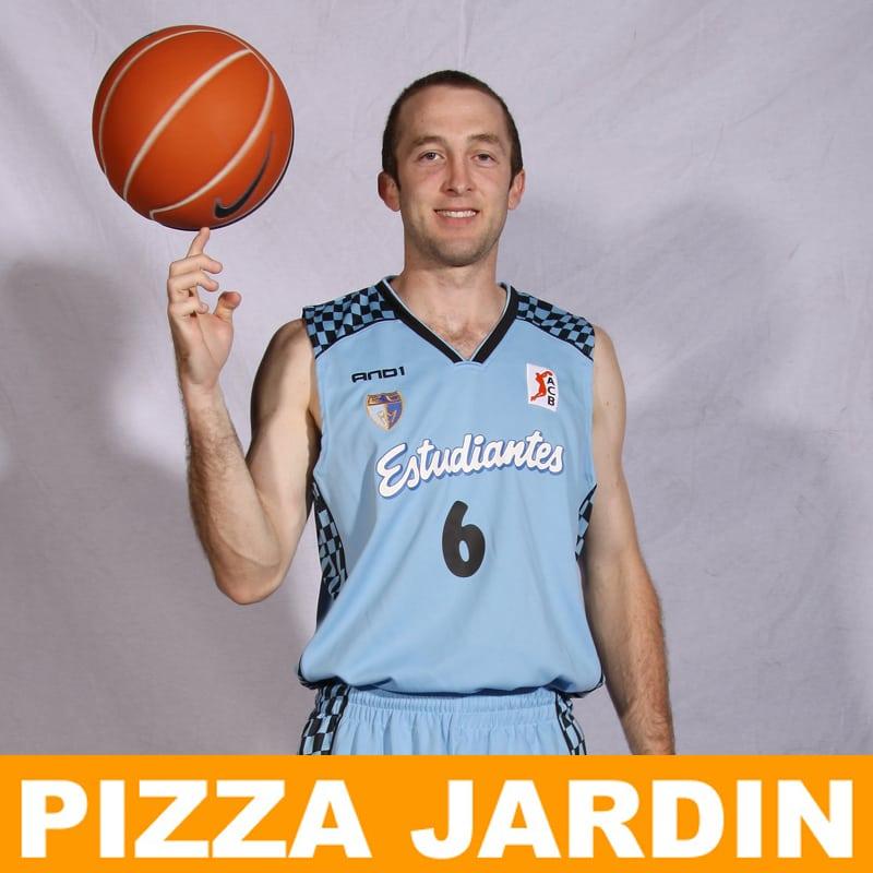 Come con Blake Ahearn en Pizza Jardín (9 dic)