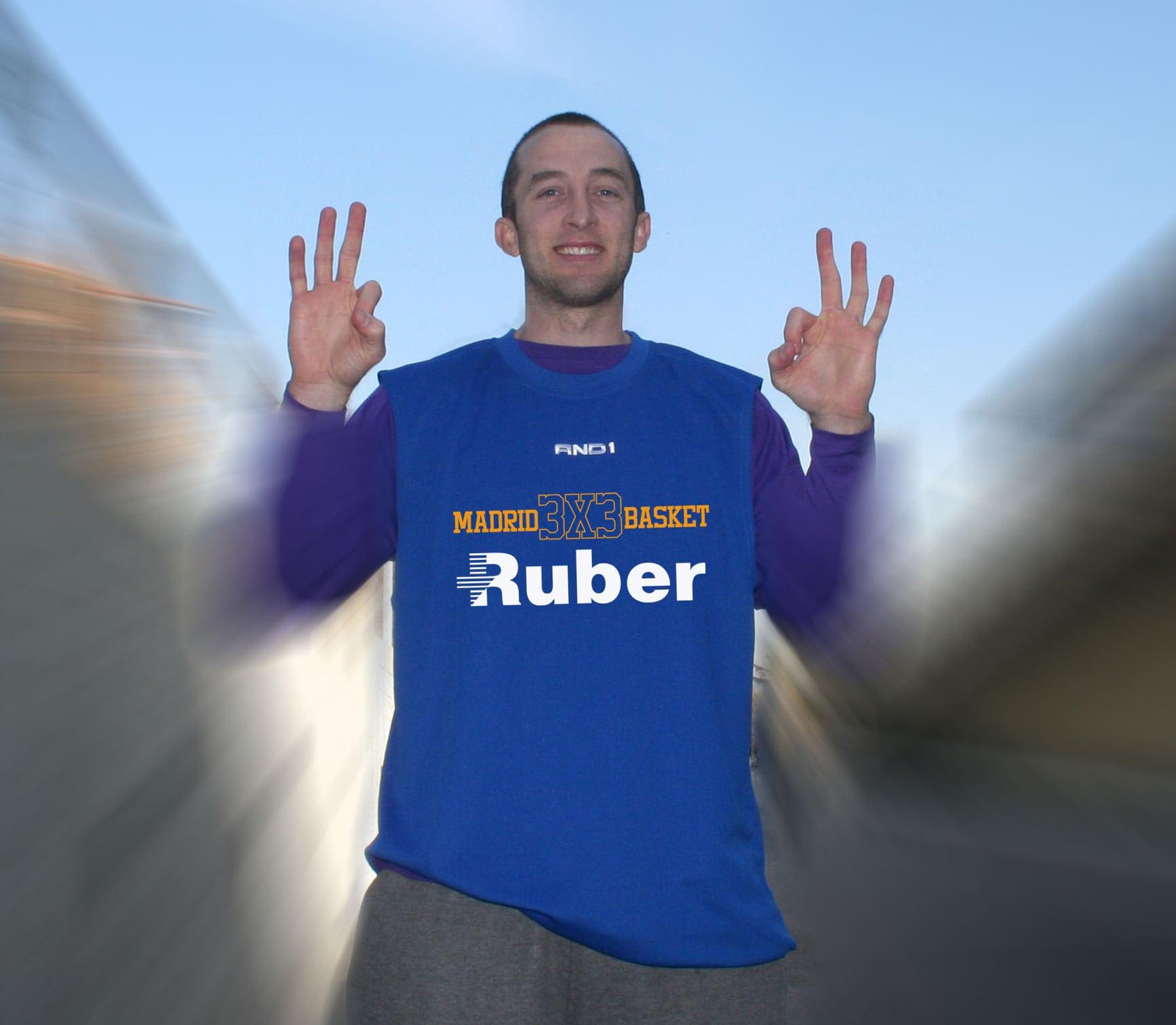 3X3 Ruber Dental: Blake Ahearn ya tiene la camiseta