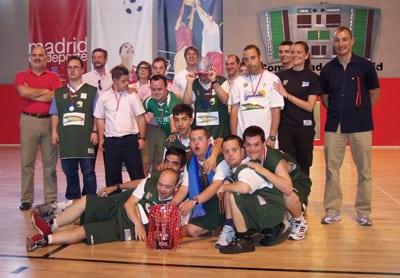 X Torneo de Navidad de FSDM en el Magariños