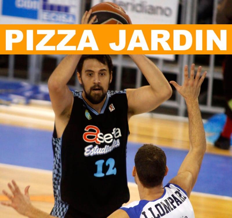 Come en Pizza Jardín con Germán Gabriel