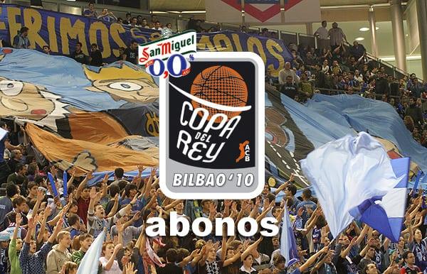 Abonos Copa 2010: Recogida desde el jueves a las 14:00h