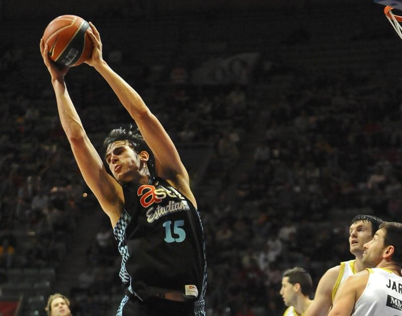 Suárez ya es tercero en valoración ACB