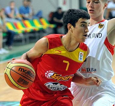 Mannheim: España, quinta con 18 puntos de Fernández (79-96)