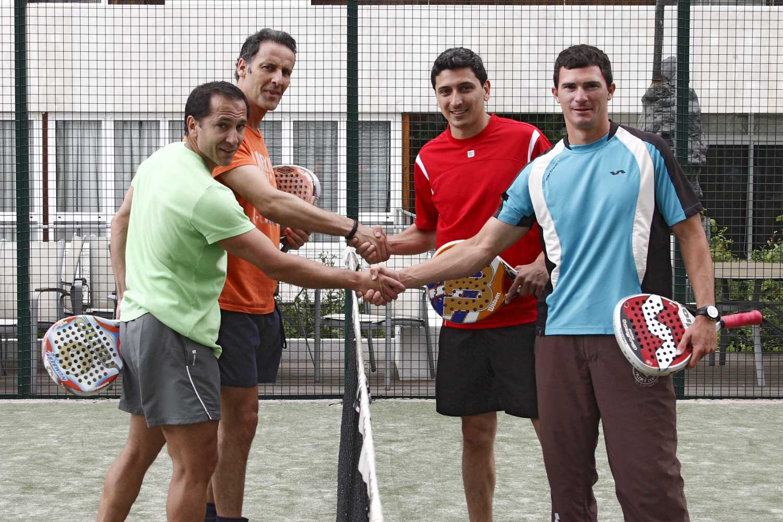 II Torneo de Padel Club de Negocios Asefa Estudiantes