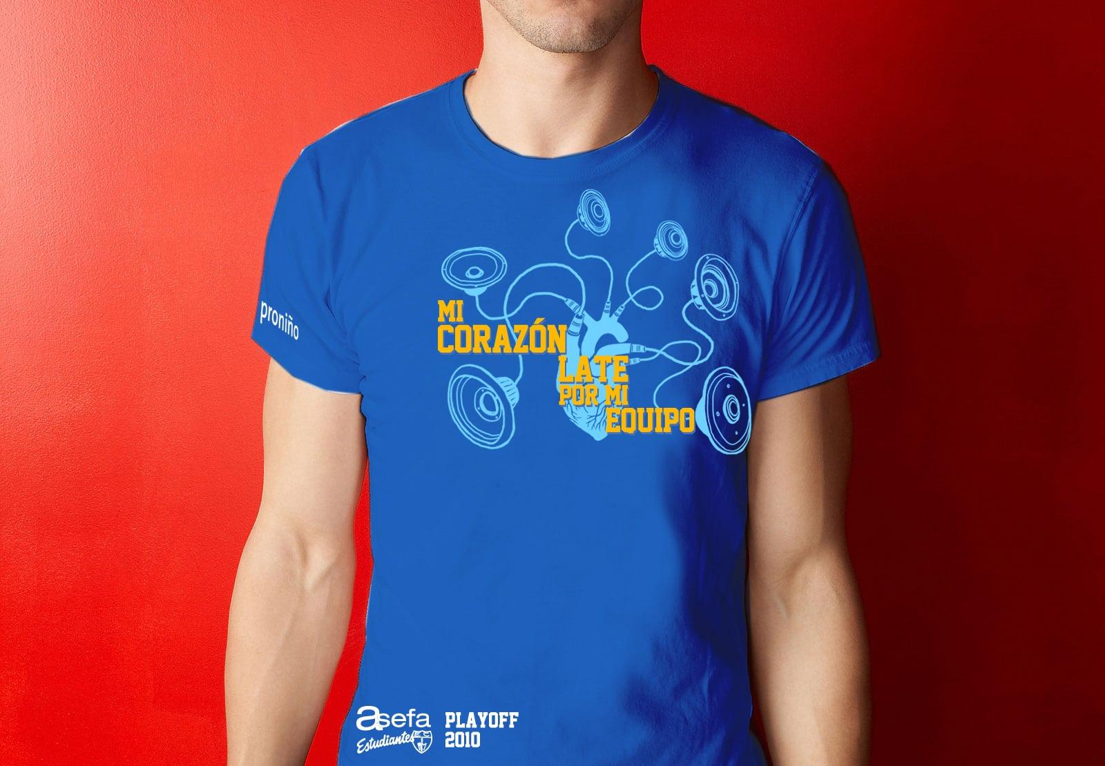 """Camiseta de los """"latidos"""", solidaria y por sólo 4 euros"""