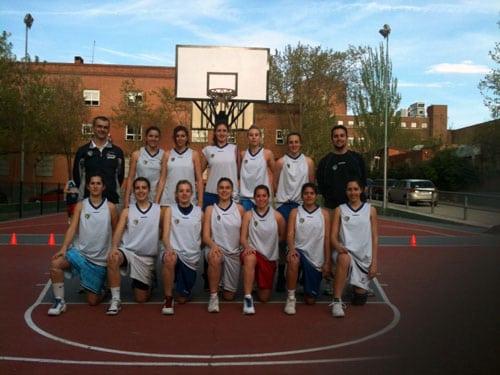 Terceros de España en Junior masculino y femenino