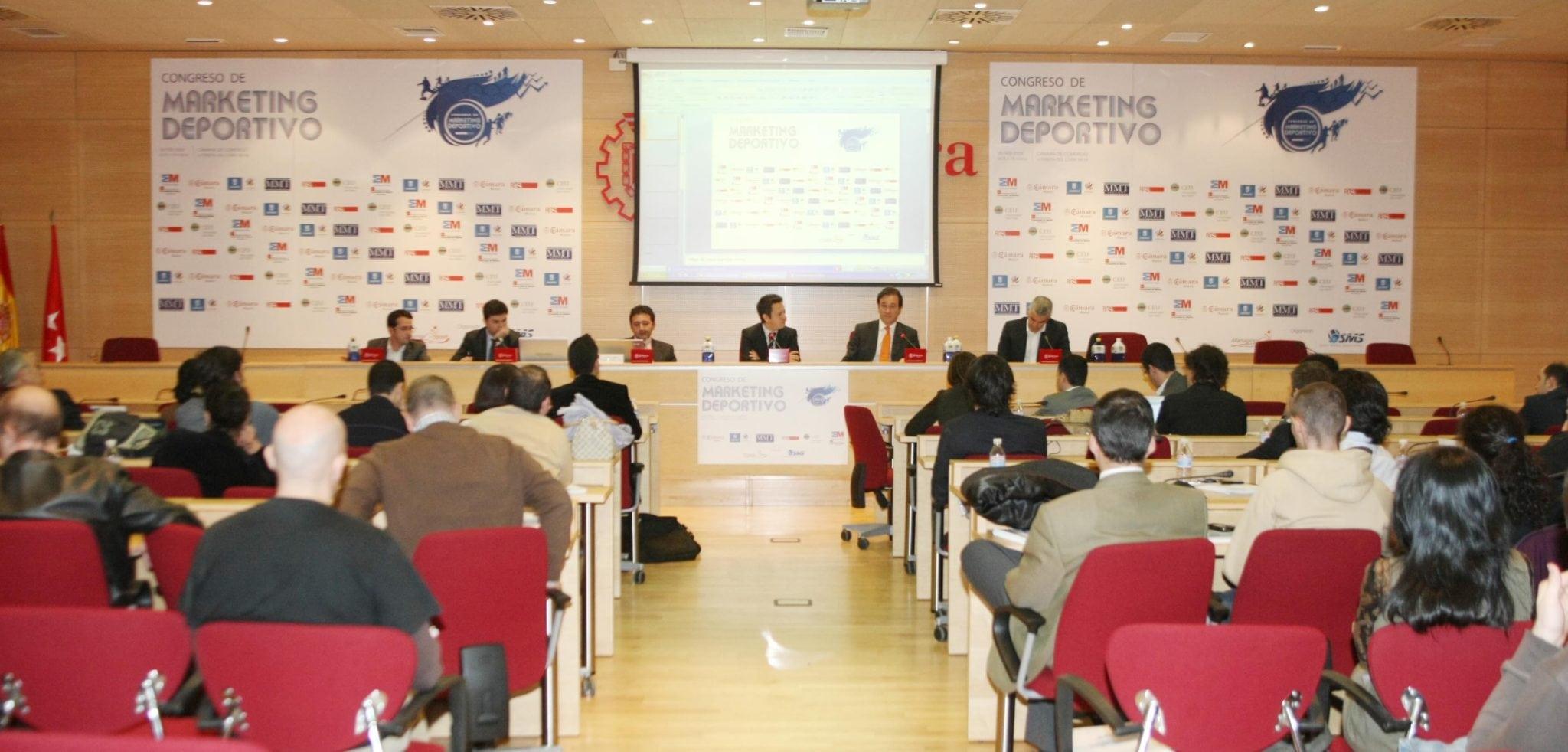 II Congreso de Marketing Deportivo. Las Redes Sociales y los aficionados en el Deporte.