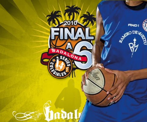 Jornada matinal de Series Colegiales ACB Orange