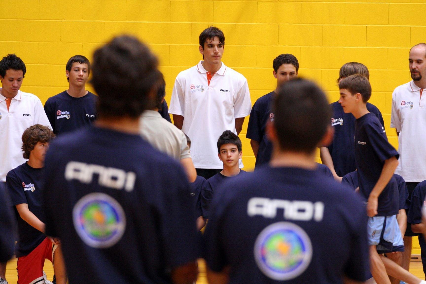 Suárez continúa preparándose para el Mundial en el Campus de Sierra Nevada
