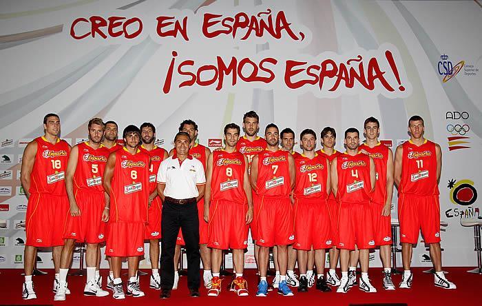 Carlos Suárez comienza la preparación del Mundial con la selección española.