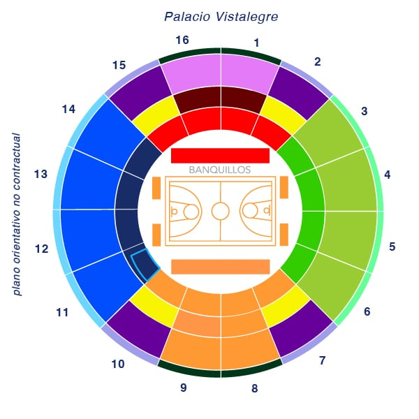Posibles incidencias en la asignación de asientos en Palacio Vistalegre