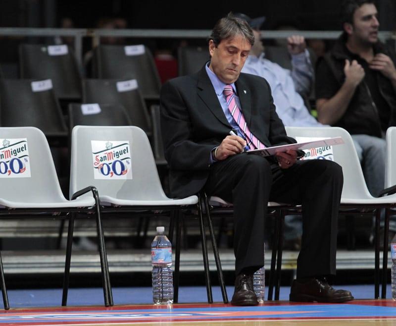 Luis Casimiro, 400 partidos en ACB