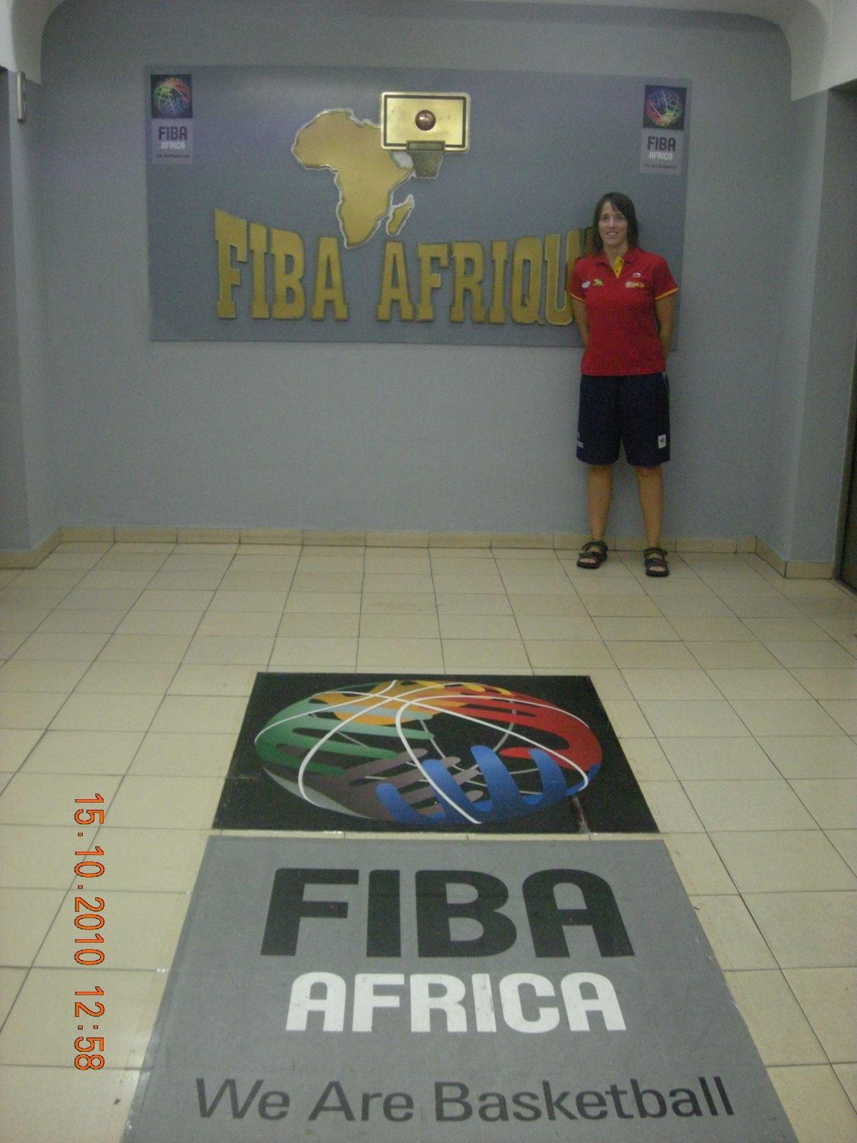 Memorias de África de una fisio estudiantil