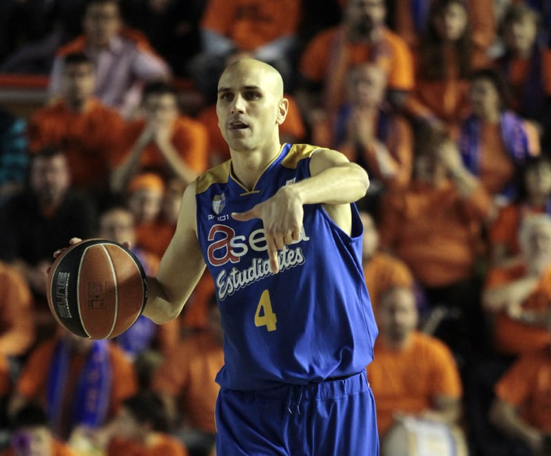 Albert Oliver cumple 300 partidos en ACB