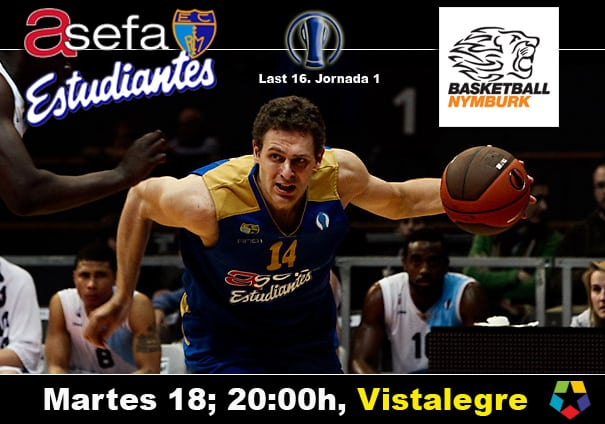 El martes, Eurocup en Vistalegre (20:00h)