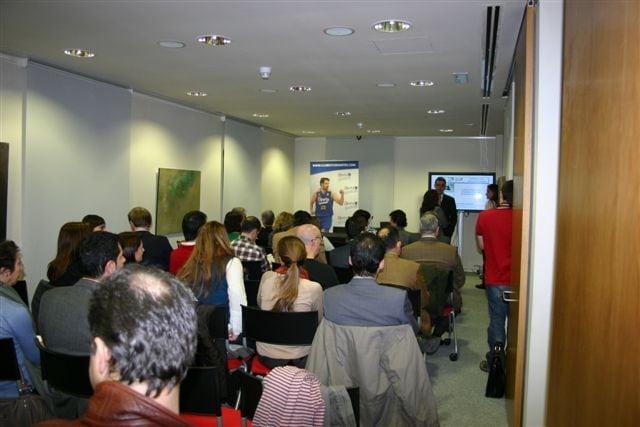 Generando ideas de negocio, en los Desayunos del Club de Negocios y Fundación Pons.