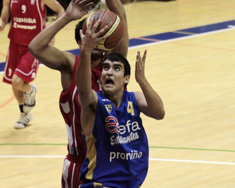 """EBA: """"Big three"""" y defensa para sorprender al segundo clasificado (97-73)"""